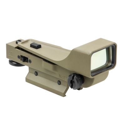 Gen 2 Dp Red Dot Reflex Sight With Aluminum Body/ Tan
