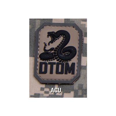 DTOM PVC Patch