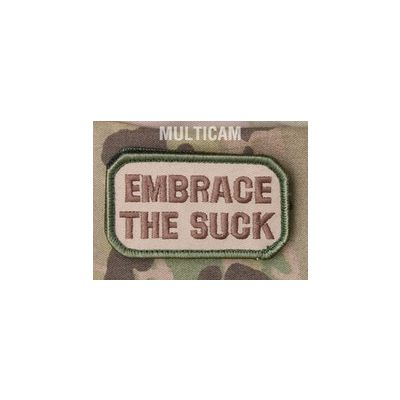 Embrace the Suck Patch
