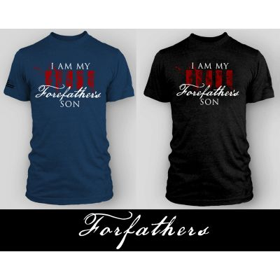 Forefather's Son T-shirt
