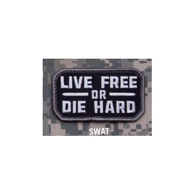 Live Free Patch