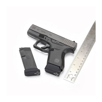 Taran Tactical Base Pad Kit for Glock 43 +2