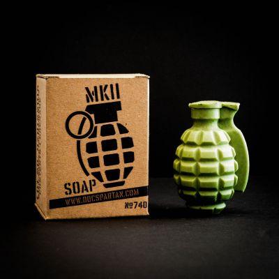 Doc Spartan Grenade Soap