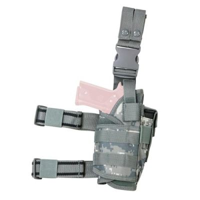 Drop Leg Tactical Holster/ Digital Camo