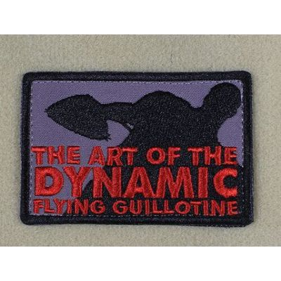 The Art of the Dynamic Flying Guillotine Patch