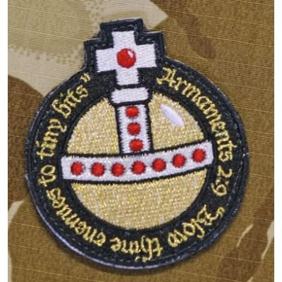 Holy Hand Grenade Patch