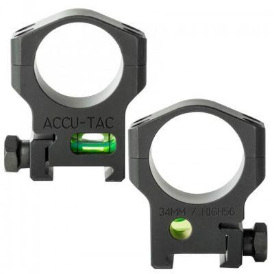 Accu-Tac 34MM Scope Rings