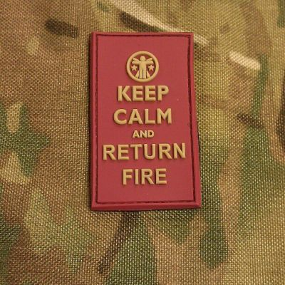 Keep Calm and Return Fire Patch