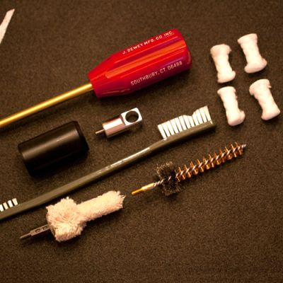 L-10 AR-10 Lug Recess Cleaning Kit