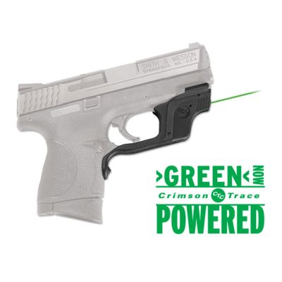 GREEN LASERGUARD® FOR SMITH & WESSON M&P FULL-SIZE & COMPACT