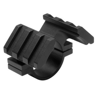 1 Inch Scope Adapter W/ Double Weaver Base