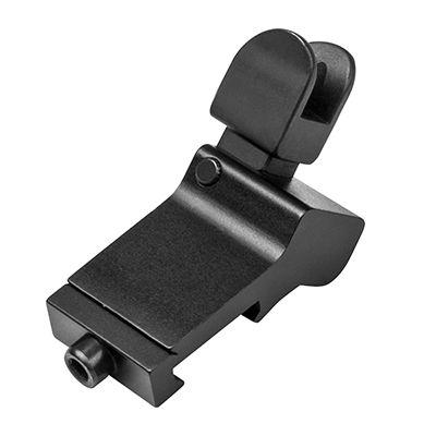 AR15 45 Degree Offset Folding Front Sight