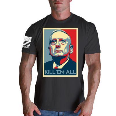 Nine Line Kill'em All Shirt
