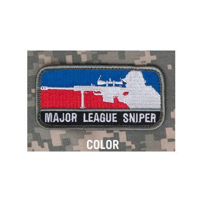 Major League Sniper Patch