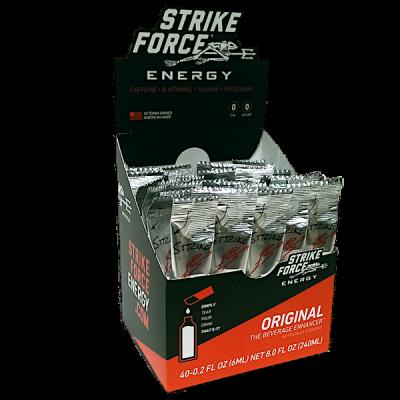 Strike Force Energy Beverage Enhancer
