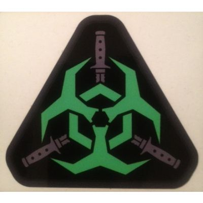 Outbreak Response Decal