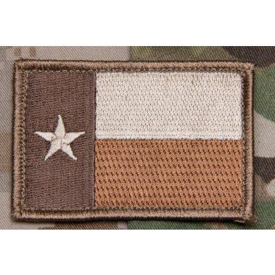 Texas Flag Morale Patch