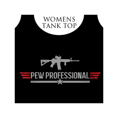 Article 15 Pew Professional Women's Racerback Tank top