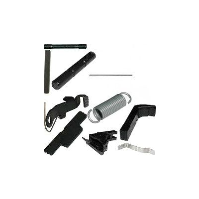 Lower Receiver Parts Kit For Polymer80 Frame and 3-Pin G19 without Trigger