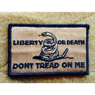 Dont Tread On Me Shoulder Patch