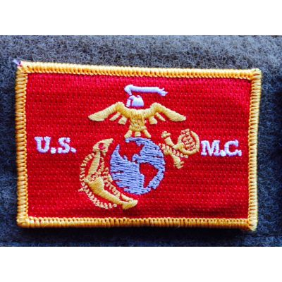 Marine Corps Tactical Hat Patch