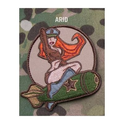 Pinup Girl 1 Patch