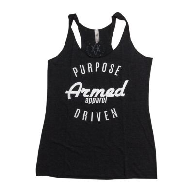 Armed Apparel Purpose Driven Women's Racerback Tank Top