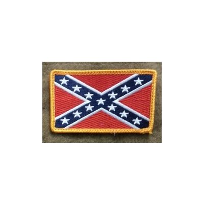 Rebel Flag Patch