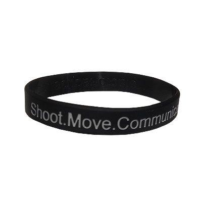 Shoot, Move, Communicate Reminder Band