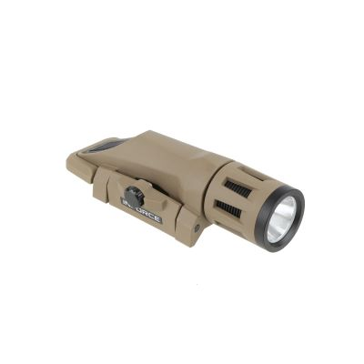 InForce Multi-Function WML 400 Lumens, Gen 2, IR LED, FDE