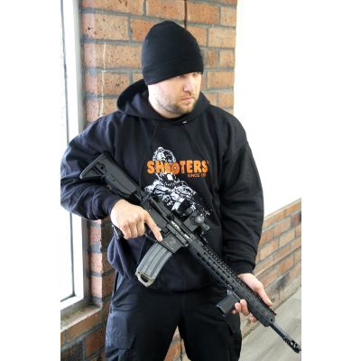 Shooters Hoodie by United Hero Apparel