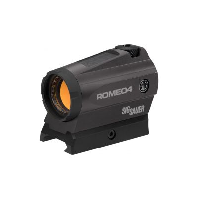 SIG ROMEO 4C Red Dot 2 MOA Black