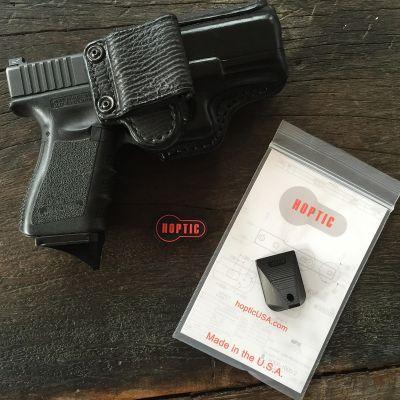 Skull Crusher Mag Plate for Glock 9/40