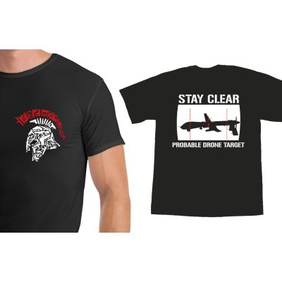 Stay Clear Drone T-shirt