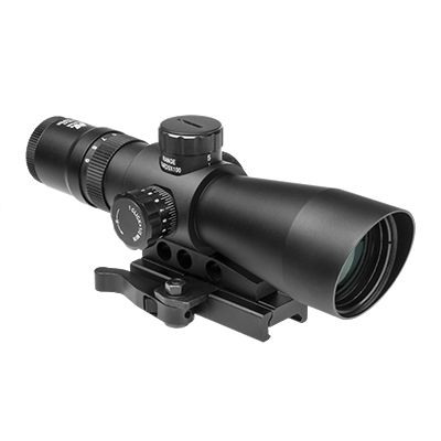3-9X32 Mark III Tactical GEN II