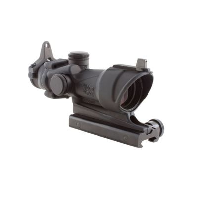 Trijicon ACOG 4x32 Scope with Amber Center Illumination for M4A1