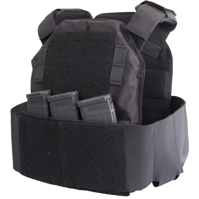 TPG BLACK FIRST RESPONDER PLATE CARRIER [FRPC]