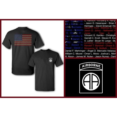 82nd Airborne Tribute T-Shirt