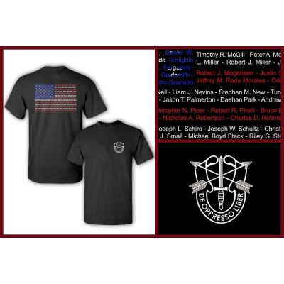 U.S. Army Special Forces Tribute T-Shirt