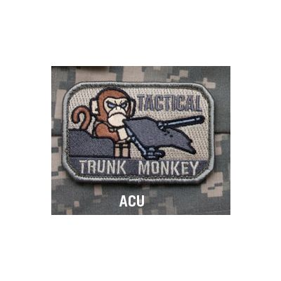 Tactical Trunk Monkey Patch