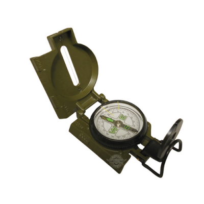 MARCHING LENSATIC COMPASS