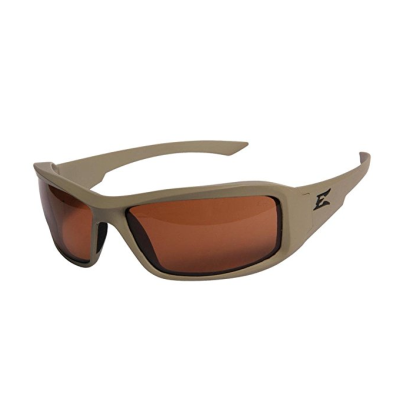 Edge Eyewear Hamel Sand with Polarized Lens