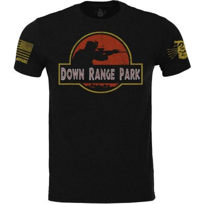 Down Range Park t-shirt by United Hero Apparel