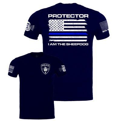 Police - SHEEPDOG shirt