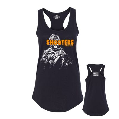UNITED HERO APPAREL SHOOTERS WOMEN'S TANK