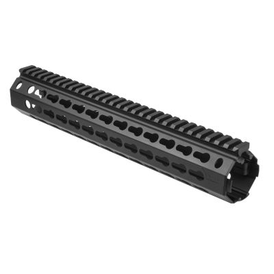 "AR15 Keymod Handguard/ Two Piece/ Drop In Fit/ Rifle Handguard Length/ 12""L"
