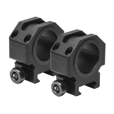 "Tactical Series 30mm Rings - 0.9""H"