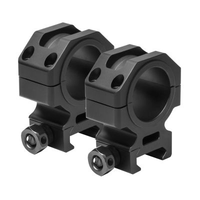 "Tactical Series 30mm Rings - 1.1""H"