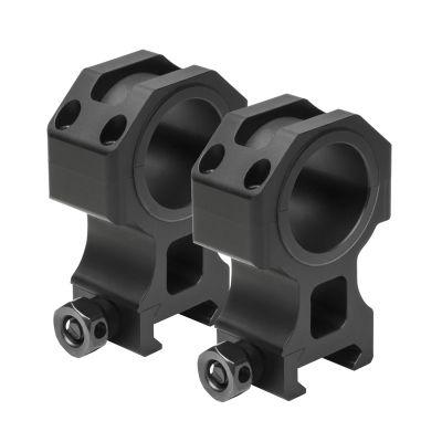 "Tactical Series 30mm Rings - 1.5""H"
