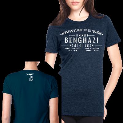 Nine Line Apparel Womens Benghazi Tshirt